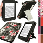 Cuir PU Étui Housse Flip Rabat pour Amazon Kindle Paperwhite Stand Case Cover