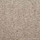 5 Metre Wide Carpet - Ash Grey Beige - 100% Wool Berber