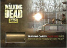The Walking Dead Genuine Prop SC-02 Trading Card Shell Casing Very Rare Season 3