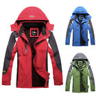 Professional Outdoor Ski Snowboard Men Hik Camp Sport Winter Hooded Jacket Coats