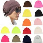 New Women Men Slouchy Beret Plain Baggy Hip Hop Cool Hiphop Hat Rasta Beanie Cap