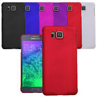 For Samsung Galaxy Alpha G850 Slim Hybrid Hard Case Clip On Cover & Screen