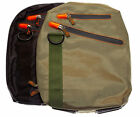 Ultimateaddons Sling Travel Shoulder Bag in Green or Black for Apple iPad Air 2