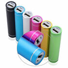 2600mAh Power Bank USB Portable Battery Charger For iPhone Mobile 6/4S/5 Samsung