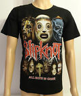 SLIPKNOT All Hope Is Gone New Metal Rock Black Printed T-Shirt  Sizes