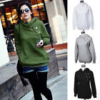 Fashion women hooded coat jacket casual pullover sweater sweats hoodies tops hot