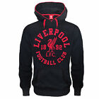 Liverpool FC Official Football Gift Mens Graphic Fleece Hoody (RRP £39.99!)