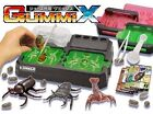 Gummix Jelly Insect Maker Set - Kids' Edible Bug Kit, from Japan