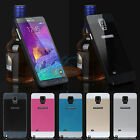 Ultra thin Metal Aluminum Bumper Frame Case Cover For Samsung Galaxy Note 4 N910
