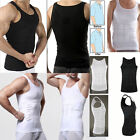 Men Body Slimming Tummy Shaper Belly Underwear shapewear Waist Girdle Shirt Vest
