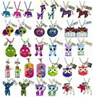 NWT Justice Girls Best Friends BFF 2 & 3pc Necklace Sets Animals Pets Bird  NEW!