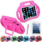 Shock Proof Kids Foam Case Cover Stand for iPad Mini 1/2/3 + Screen Protector