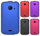 For ZTE Whirl 2 Z667 Rubberized HARD Protector Case Snap Phone Cover Accessory
