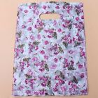 New Trendy Different Style Print Plastic Boutique Gift Carrier Bags Makings J
