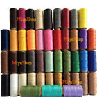 Cord Waxed Thread Wax Diy Bracelet Jewelry 285 Yards Polyes Spool Leathercraft