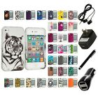 For Apple iPhone 4 4S Hard Design Case Cover Accessory 4X Accessories