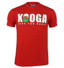 KOOGA 6 Nations Wales Supporters Men's T-Shirt (SNT03-043)
