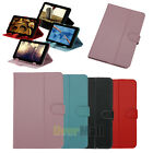 """9"""" inch Leather Protective Stand folio Case Skin Cover for Android Tablet PC New"""