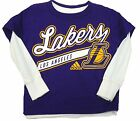 Toddler Los Angeles Lakers Shirt Combo 2-Piece Long Sleeve & Short Sleeve