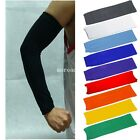 Basketball Outdoor Sport Stretch Arm Sleeves Muscles Elbow Wrist Brace Support P