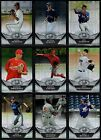 2011 Bowman Platinum Prospects Xfractor Parallel You Pick Complet Your Set