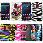 For Motorola Droid Turbo Design Hard Cover Snap On Case