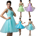 Sweet Short Homecoming /Graduation Dress Evening Party Bridesmaids Prom Gown HOT