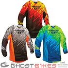 FLY RACING 2015 YOUTH KINETIC GLITCH MX CROSS ENDURO KIDS CHILD MOTOCROSS JERSEY