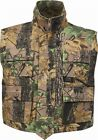 Jack Pyke Kids English Oak Camo Gilet Body Warmer Hunting Fishing Shooting