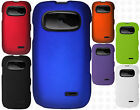 For ZTE Altair 2 Rubberized HARD Protector Case Snap On Phone Cover Accessory