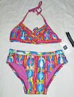 NWT GAP Kids Multi Ikat Tribal Print Bikini Swimsuit U Pick Size NEW