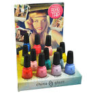 China Glaze Nail Polish Lacquer Road Trip Collection 0.5floz
