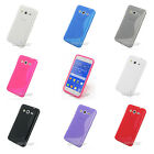 Rubber Gel TPU Silicone Case Cover for Samsung Galaxy Core 2 Dual SIM,G3556D