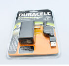 DURACELL 3.1A Wall AC Travel Home Charger + Micro Cable for Samsung Tablets