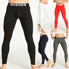 Mens Muscle Fit Thermal Underwear Long Johns Pants Winter Leggings Trousers M L+
