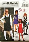 Butterick Sewing Pattern Ladies Misses' Preowned Brand New UNCUT