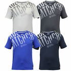 Mens T Shirts Crosshatch Embossed Top Short Sleeved V Neck Casual Summer New