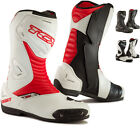 TCX S-Sportour Evo Motorcycle Boots Breathable Motorbike Replaceable Lightweight