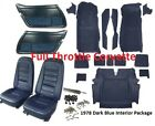 1978 Corvette Interior Package (Includes Carpet, Door Panels, Seat Covers & Kit)