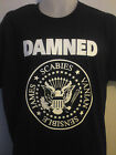 THE DAMNED  MENS  MUSIC  T SHIRT