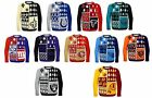 New NFL Christmas Busy Block Ugly Sweater $59.95 USD on eBay