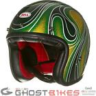 Bell Custom 500 SE Chemical Candy Motorbike Helmet Open Face Urban Motorcycle