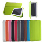 For Samsung Galaxy Tab3 7.0 Lite T110 T111 Case Cover Auto Wake Sleep Reliable