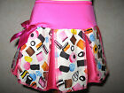 NEW Pink,White Sweets Skirt,Hippy,Lolita,Boho,Rock,Dance Gift-All sizes,party