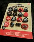Children's Kids One Direction 1D 16 x Mini Erasers Rubbers Party Bag Gift