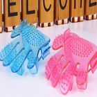 Chic Hand Palms Shaped Dogs & Cats Pet Grooming Bath Massage Glove Brush Comb LG