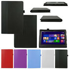 """Hot Leather Case Stand Cover чехол For 10.1"""" ASUS Transformer Book T100 T100TA R"""