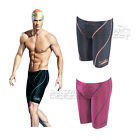 New YINGFA mens swimwear jammer race training swimsuit 9402B XL fit 32