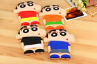 Funny Crayon Shin Chan Anime Soft Silicone Gel TPU Case cover f iphone6/6 plus 5