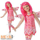 Deluxe Mia & Me Girls Fancy Dress Mystical Fairy TV Show Kids Childrens Costume